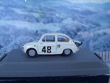 1/43 Progettok  (Italy) Fiat abarth 850 TC Nurburgring 1962