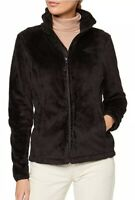 NWT The North Face Women's Osito 2 Fleece Jacket Full Zip Black Size XS