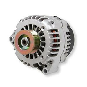 Holley Alternator 197-300; Natural for Chevy LS-Series