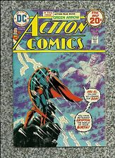 ACTION COMICS #440 1974  DC COMICS  BRONZE AGE  BOOK 1ST MIKE GRELL GREEN ARROW