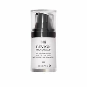REVLON PhotoReady Brightening Primer 003 NEW  base