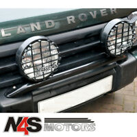 LAND ROVER DISCOVERY 2 BLACK LIGHT BAR. PART STC50243