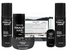 Finally Hair Ultimate Hair Loss Concealer Kit to Hide Thinning Balding Instantly