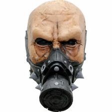 Biohazard Agent Adult Latex Gas Face Mask Halloween Costume Accessory Steampunk