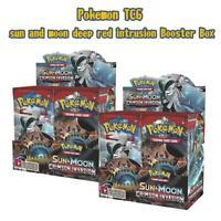 324PCS POKEMON TCG Sun & Moon Crimson Invasion Booster Box Includes 36 Packs