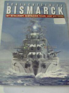 Schlachtschiff Bismarck 1:200 Hachette  Ausgabe 46 - 135