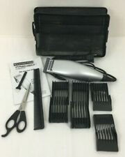 Remington Electric Precision Hair Clippers & Accessories in Plastic Case HC-8017