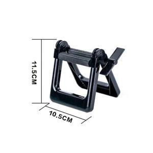Zahnpasta Kosmetik Tube Squeezer Dispenser Wringer Roller·Aluminium 12 * CM B8Q5
