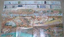 National Geographic MAP JULY 1997 ROMAN Empire, The ROMANS Great Peoples Poster