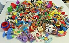 Lot of 11 Lbs Of Miniature Toys Fast Food, McDonalds, Bk & Other Brands #4
