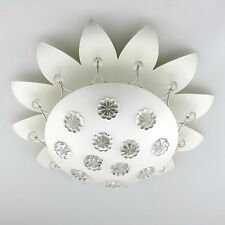Emil Stejnar 50s Ceiling Wall Fixture Light Lamp Sconce Glass for Rupert Nikoll