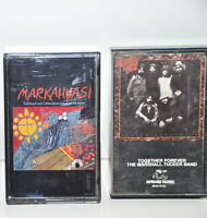 Markahuasi The Marshall Tucker Band Cassette Tape Lot of 2