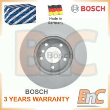 2x BOSCH FRONT BRAKE DISC SET BMW OEM 0986479214 34116854997