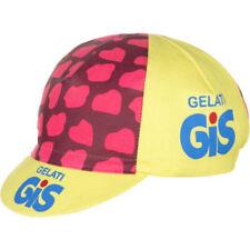 Gorra de ciclismo amarillos