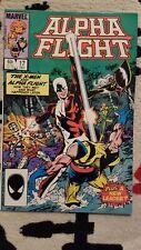Alpha Flight #17 NM/9.4 1984 Marvel Comics, John Byrne