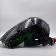 Flip Front Safety Face Shield Clear Grinding Solder Mask Glasses Welding Helmet