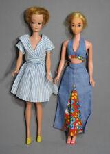 Vintage Wendy Barbie Clone Uneeda Tnt Barbie Steffie Mold Lot 1960'S - 70'S