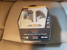 V-MODA BassFit in-Ear Wireless Sport Headphones Black
