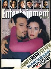 Liv Tyler Ben Affleck Entertainment Weekly Magazine 1998