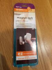 Kidco S3364 White Magnet Lock