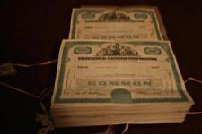 -1- STUDEBAKER-PACKARD CORP STOCK CERTIFICATE 100 SHARES jan 3 1961