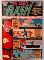 Flash #160 DC 1966 FN- Silver Age Comic Book 80 Page Giant 1st Print