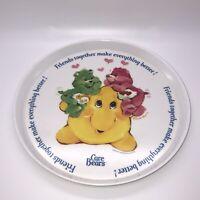Care Bears Vintage Plate