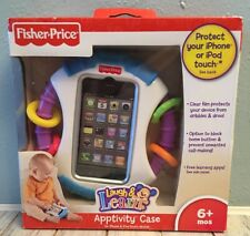 FISHER PRICE LAUGH & LEARN * APPTIVITY CASE * FOR IPHONE & IPOD TOUCH 3 4
