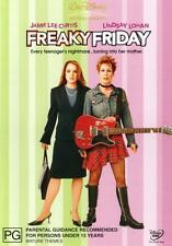 Freaky Friday (2003)  - DVD - NEW Region 4, 2