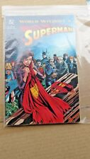 1993 SUPERMAN World Without Superman DC NM Unread