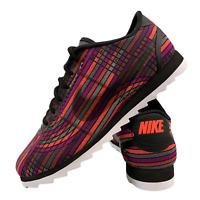 Nike Cortez Ultra Women's Shoes Size Uk 6.5 Black Purple Sports Trainers EUR 40