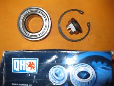 NISSAN MICRA K12, NISSAN NOTE E11 NEW FRONT WHEEL BEARING KIT - QWB1254