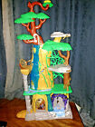 Disney Just Play LION KING Lion Guard Training Lair Playset -NOT COMPLETE
