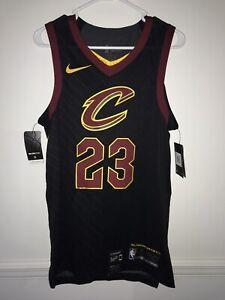 Nike Lebron James Cleveland Cavaliers Authentic Aeroswift Basketball Jersey