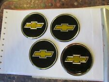 1991-1996 Chevy Caprice 9C1 Police Dog Dish Center Cap Decal Emblem Set New