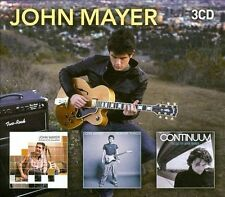 Room for Squares/Heavier Things/Continuum [Box] by John Mayer (Adult...
