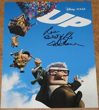 ED ASNER SIGNED 8X10 PHOTO AUTHENTIC AUTOGRAPH UP MARY TYLER MOORE SHOW COA B