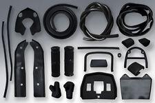 Lambretta Rubber Kit in Black Li SX TV Special & GP