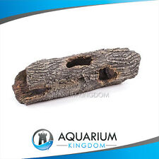 #18467 Kazoo Breeding Log - Large Aquarium Tank Ornament Decoration Driftwood