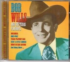 (BI979) Bob Wills & His Texas Playboys - 1999 CD