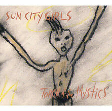 Sun City Girls - Torch of the Mystics CD 1993 Tupelo OUT OF PRINT NO RETURNS