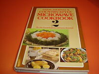 Farm Journal's Country-Style MICROWAVE COOKBOOK 2, HBDJ 1982 Very Good Condtion