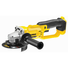 Dewalt DCG412N 18V XR Cordless Grinder, Naked - Body Only