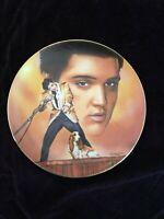 Elvis Presley Bradford Exchange Plate Hound Dog 3rd Issue