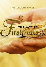 The Law of Firstfruits  - Single Cd - John Hagee