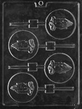 R056 Praying Hands Lolly Chocolate Candy Mold w/instructions