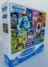 Disney Pixar's Monsters University Scrapbook Mega Puzzle 1000 pc