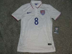 Clint Dempsey USMNT Mens Medium 2014 World Cup Nike AUTHENTIC Soccer Jersey