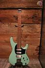 Ibanez Quest Series Q54 Standard Electric Guitar, Sea Foam Green Matte w/ Gigbag for sale