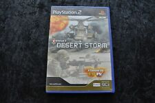 Conflict Desert Storm Playstation 2 PS2